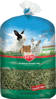 Kaytee Products Inc - Natural Timothy Hay