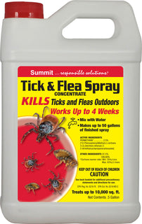 Summit Responsible Solutn - Tick & Flea Spray Concentrate