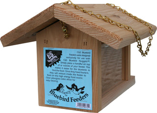 C And S Products Co Inc P - Bluebird Feeder