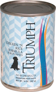 Triumph Pet Industries - Canned Puppy Food (Case of 12 )