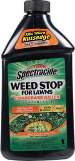 Spectracide - Spectracide Weed Stop Plus Crabgrass Concentrate (Case of 6 )