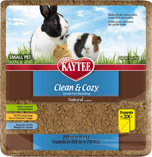 Kaytee Products Inc - Clean & Cozy Small Animal Pet Bedding