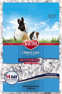 Kaytee Products Inc - Clean And Cozy Extreme Odor Pet Bedding