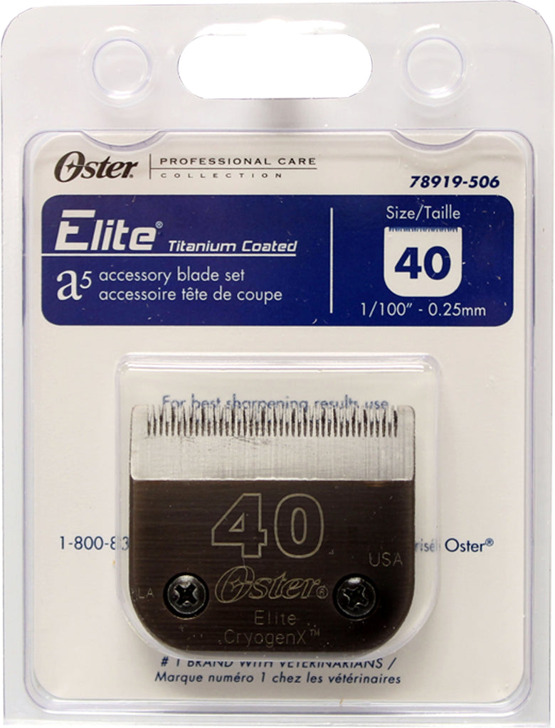 Oster Corporation - Elite Replacement Blade