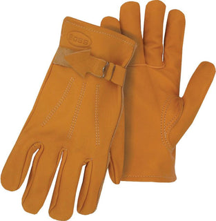 Boss Manufacturing      P - Premium Grain Cowhide Leather Driver Glove (Case of 6 )