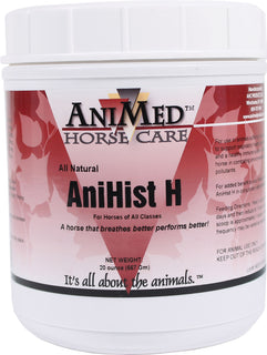 Animed                  D - All Natural Anihist H Allergy Aid For Horses