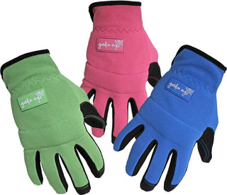 Boss Manufacturing      P - Sandy Pu Palm Glove With Foam Padding (Case of 6 )