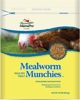 Manna Pro-feed And Treats - Mealworm Munchies