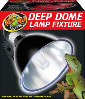 Zoo Med Laboratories Inc - Deep Dome Lamp Fixture