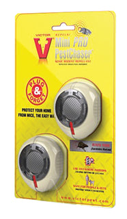 Woodstream Victor Rodnt D - Victor Mini Pro Pest Chaser Sonic Rodent Repellent