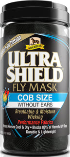 W F Younginc-insecticide-Ultrashield Fly Mask Cob Without Ears