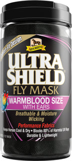 W F Younginc-insecticide - Ultrashield Fly Mask With Ears