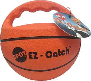 Ethical Dog - Ez Catch Basketball Orange 6in