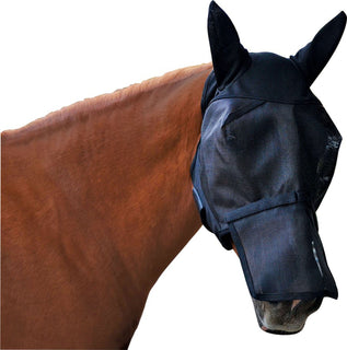 W F Younginc-insecticide-Fly Mask With Removable Nose