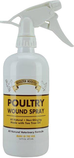 Durvet Inc              D - Rooster Booster Poultry Wound Spray
