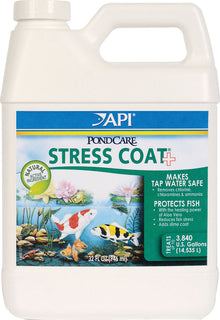 Mars Fishcare Pond - Pondcare Stress Coat Plus Water Conditioner