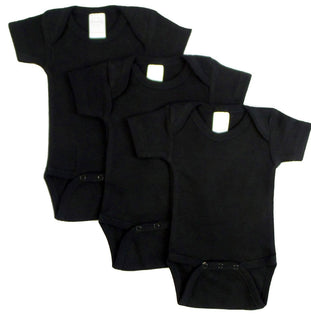 Black Onezie (pack Of 3)