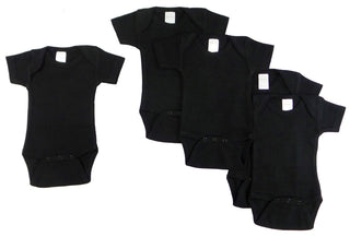 Black Onezie (pack Of 5)