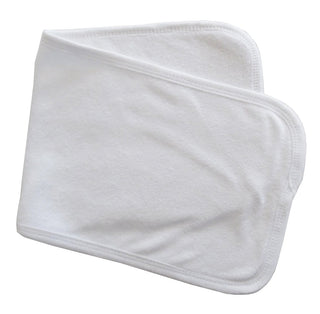 Terry Burpcloth With White Trim