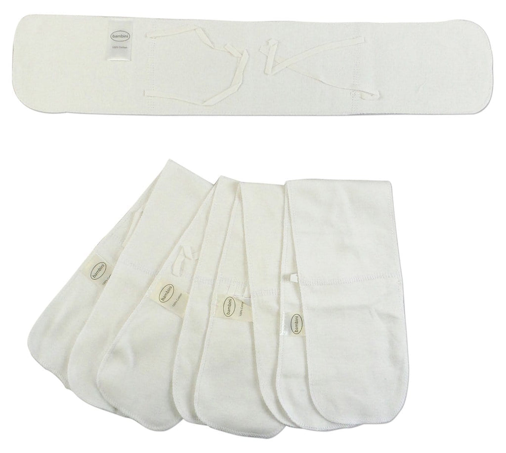 Infant Abdominal Binder (pack Of 5)