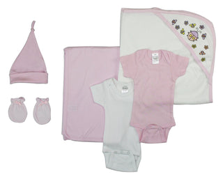 Newborn Baby 6 Pc  Baby Shower Gift Set