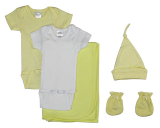 Newborn Baby 5 Piece  Set