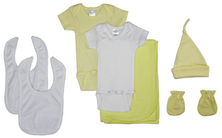 Newborn Baby 7 Piece  Set