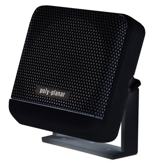 Poly-Planar VHF Extension Speaker - 10W Surface Mount - (Single) Black