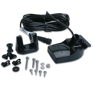 Garmin 200-50kHz, 10-40 Deg, Plastic TM, Depth & Temp - 6-Pin