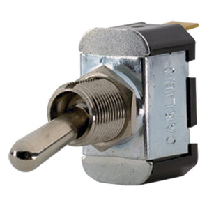 Paneltronics SPST ON-OFF Metal Bat Toggle Switch