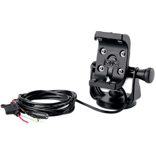 Garmin Marine Mount w-Power Cable & Screen Protectors f-Montana® Series