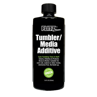 Flitz Tumbler-Media Additive - 7.6 oz. Bottle