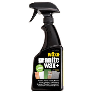 Flitz Granite Waxx Plus - Seal & Protect - 16oz Spray Bottle