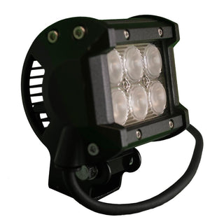 Innovative Lighting 6 LED 3W Spreader Light - White LED-Black Housing