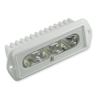 Lumitec CapriLT - LED Flood Light - White Finish - White Non-Dimming