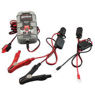 NOCO Genius G750 6V-12V 750mA Battery Charger