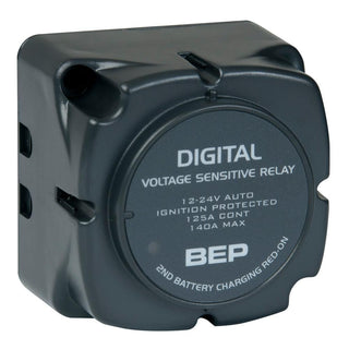 BEP Digital Voltage Sensing Relay DVSR - 12-24V
