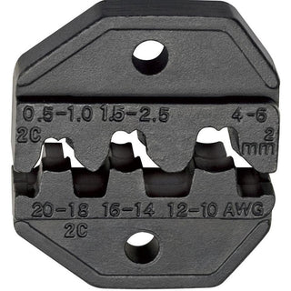 Klein Tools Die Set f-Non-Insulated or Open Barrel Terminals