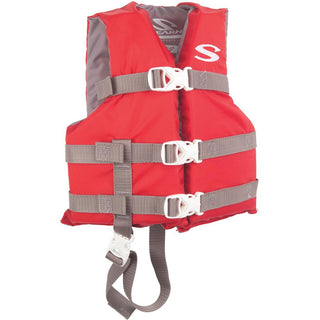 Stearns Classic Series Child Life Vest - 30-50lbs - Red