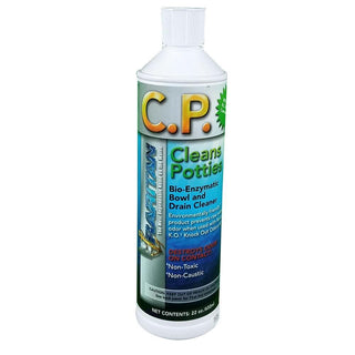 Raritan C.P. Cleans Potties Bio-Enzymatic Bowl Cleaner - 22oz Bottle
