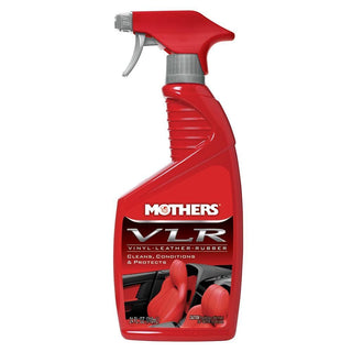 Mothers VLR – Vinyl•Leather•Rubber Care - 24oz - *Case of 6*
