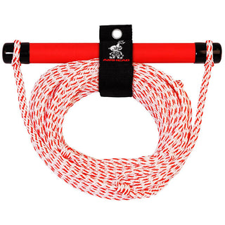 AIRHEAD Water Ski Rope w-EVA Handle - 1 Section - 75'