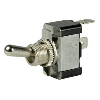BEP SPST Water-Resistant Toggle Switch - OFF-ON