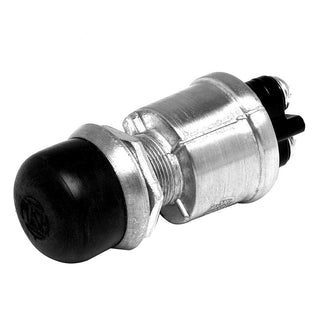 Cole Hersee Push Button Switch SPST Off-On 2 Screw w-Screw-On Cap