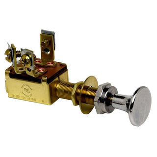 Cole Hersee Push Pull Switch SPDT Off-On1-On1&2 3 Screw