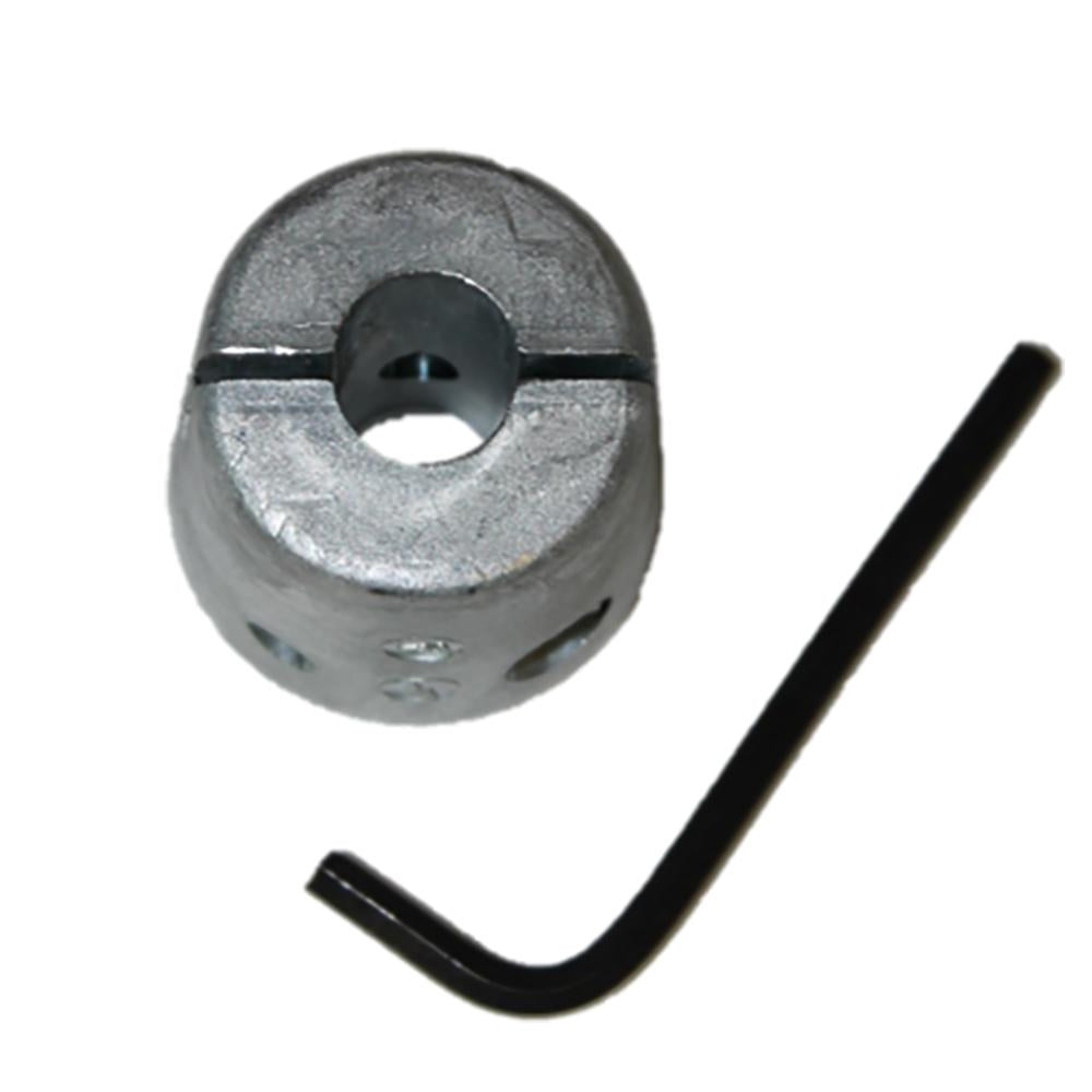 "Ice Eater by Power House Aluminum Anode - 1-2"" Diamater - Fits All Models"