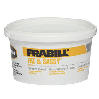 Frabill Fat & Sassy Worm Food