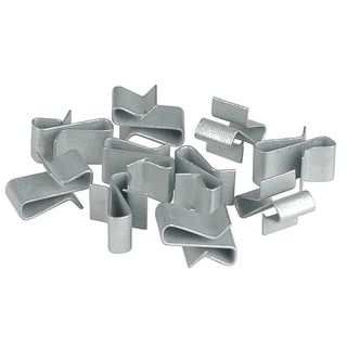 "C.E. Smith Trailer Frame Clips - Zinc - 3-8"" Wide - 10-Pack"
