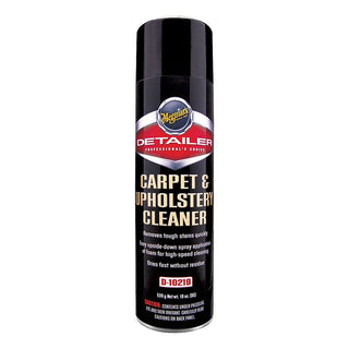 Meguiar's Detailer Carpet & Upholstery Cleaner - 19oz