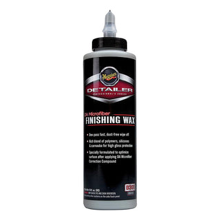 Meguiar's DA Microfiber Finishing Wax - 16oz